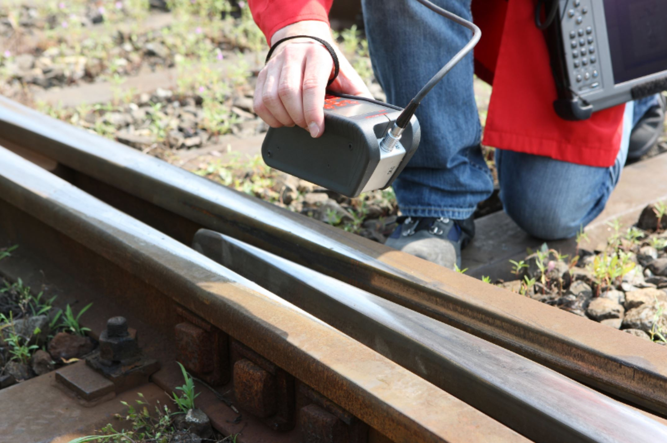 Rail & Switch Measurement with Calipri